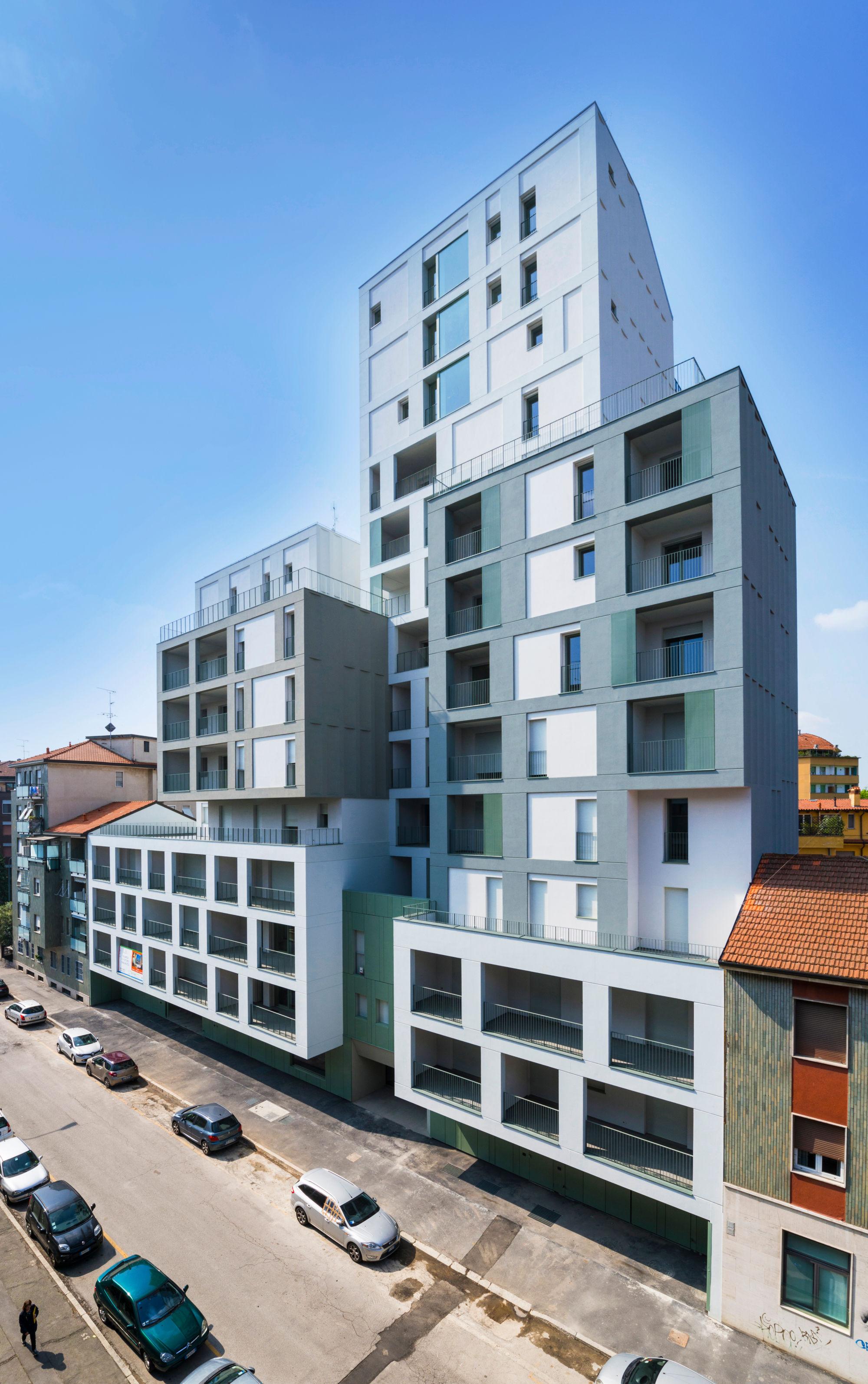Nuovo edificio residenziale - image 1