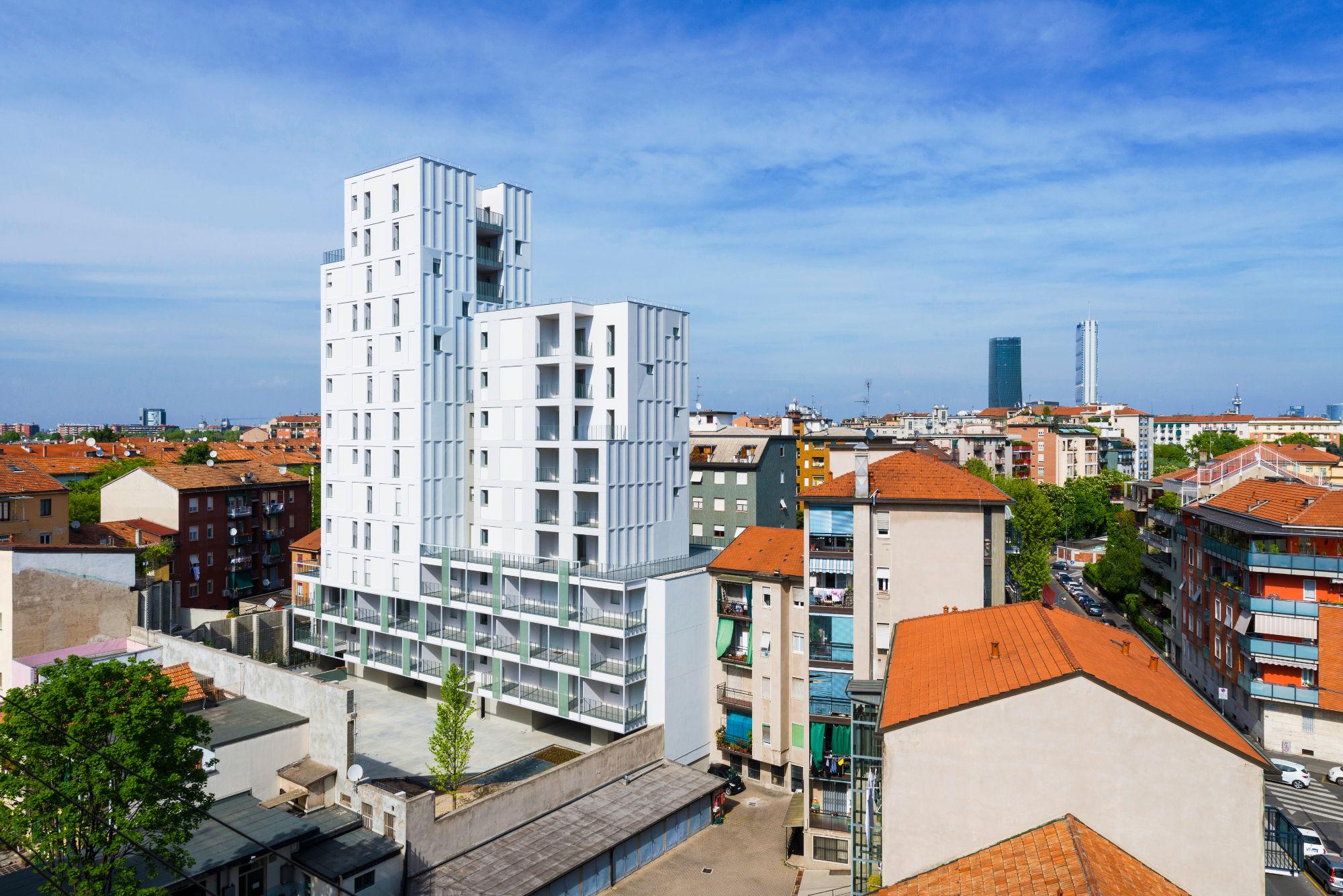 Nuovo edificio residenziale - image 2