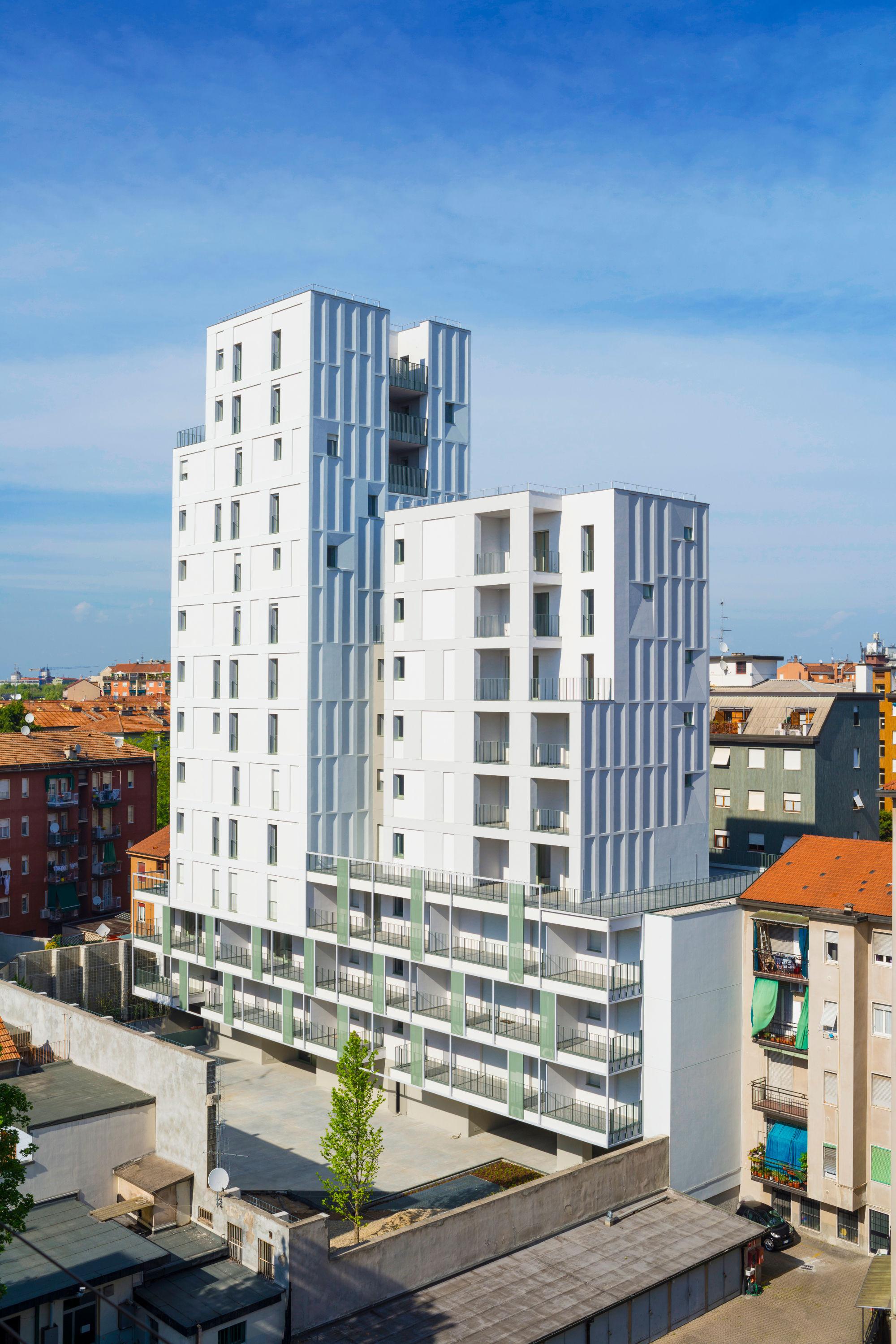 Nuovo edificio residenziale - image 4