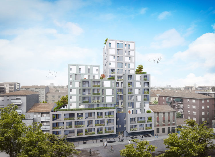 Nuovo edificio residenziale - image 6