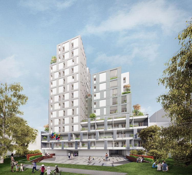 Nuovo edificio residenziale - image 7