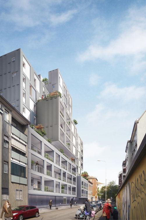 Nuovo edificio residenziale - image 8
