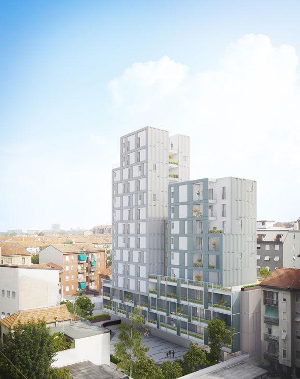 Nuovo edificio residenziale - image 9