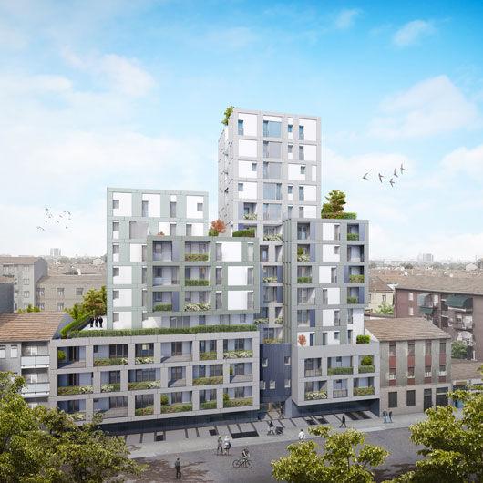 Nuovo edificio residenziale - image 10