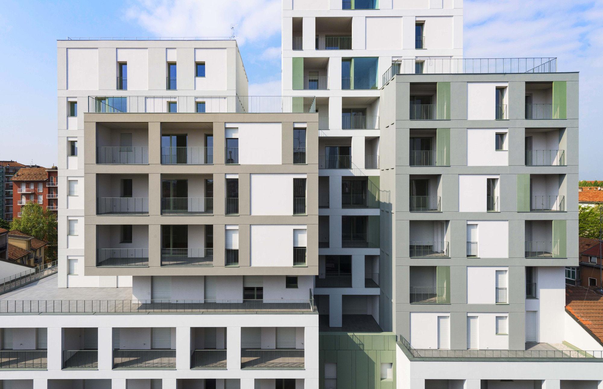 Nuovo edificio residenziale - image 11