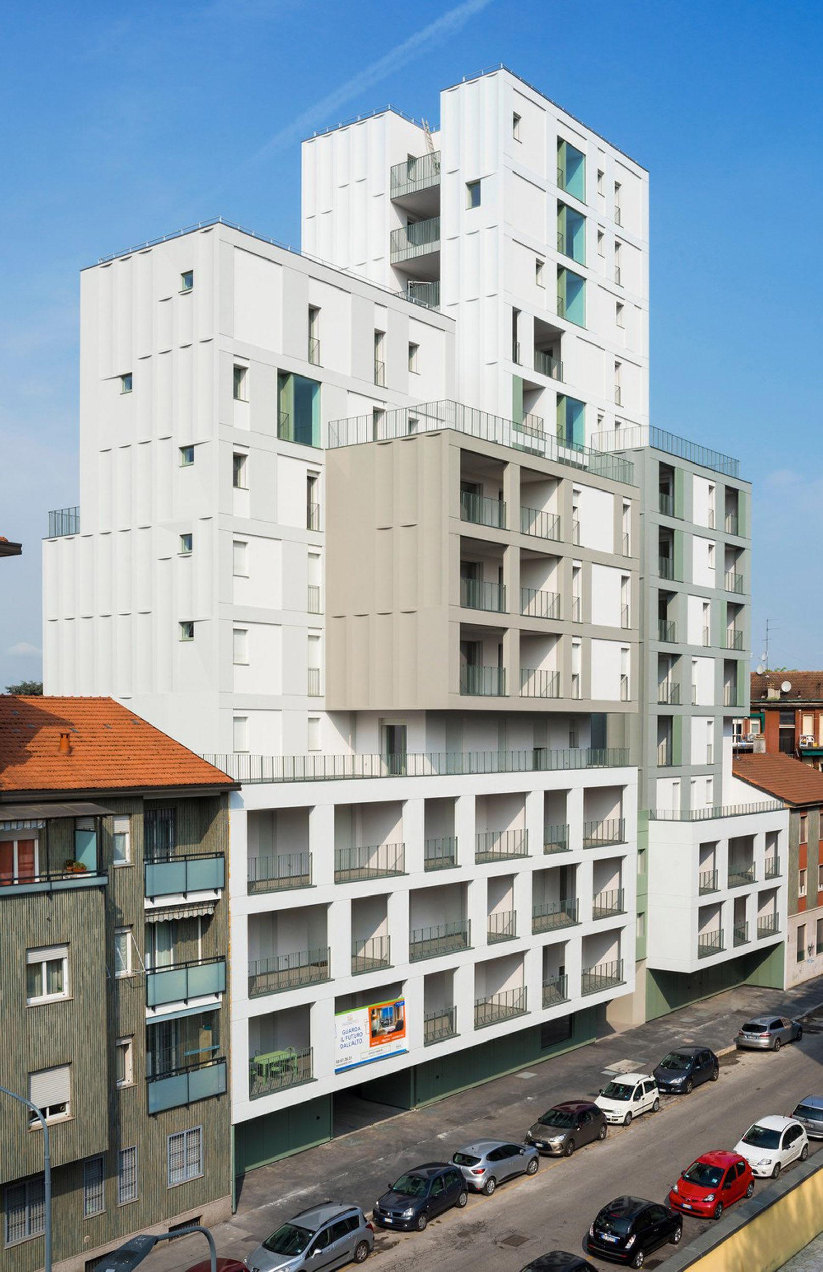 Nuovo edificio residenziale - image 13