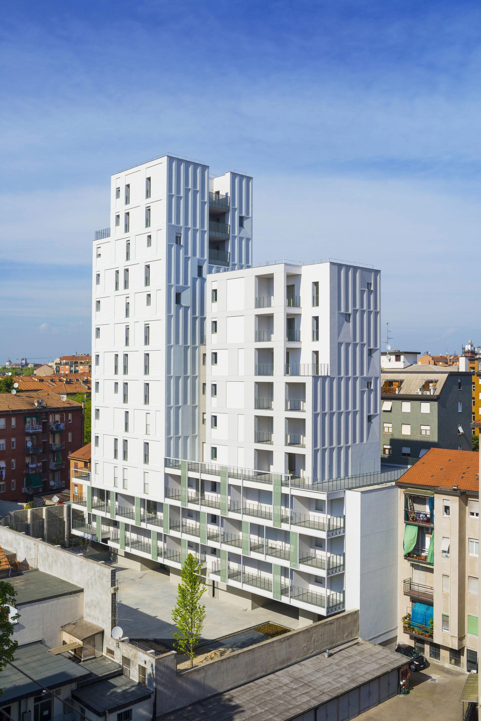 Nuovo edificio residenziale - image 16