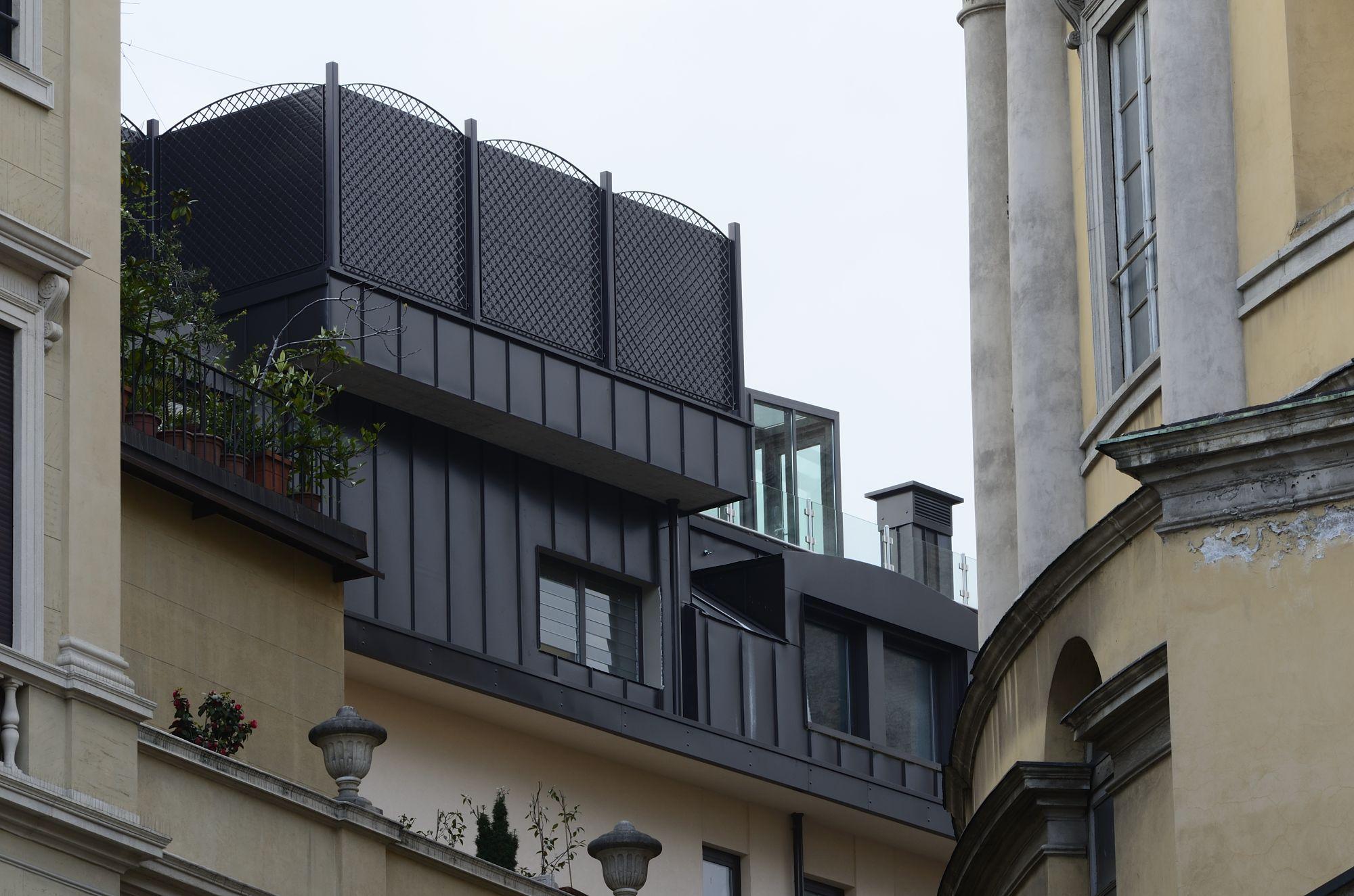 Residenziale Milano - Via San Pietro all'Orto - image 5