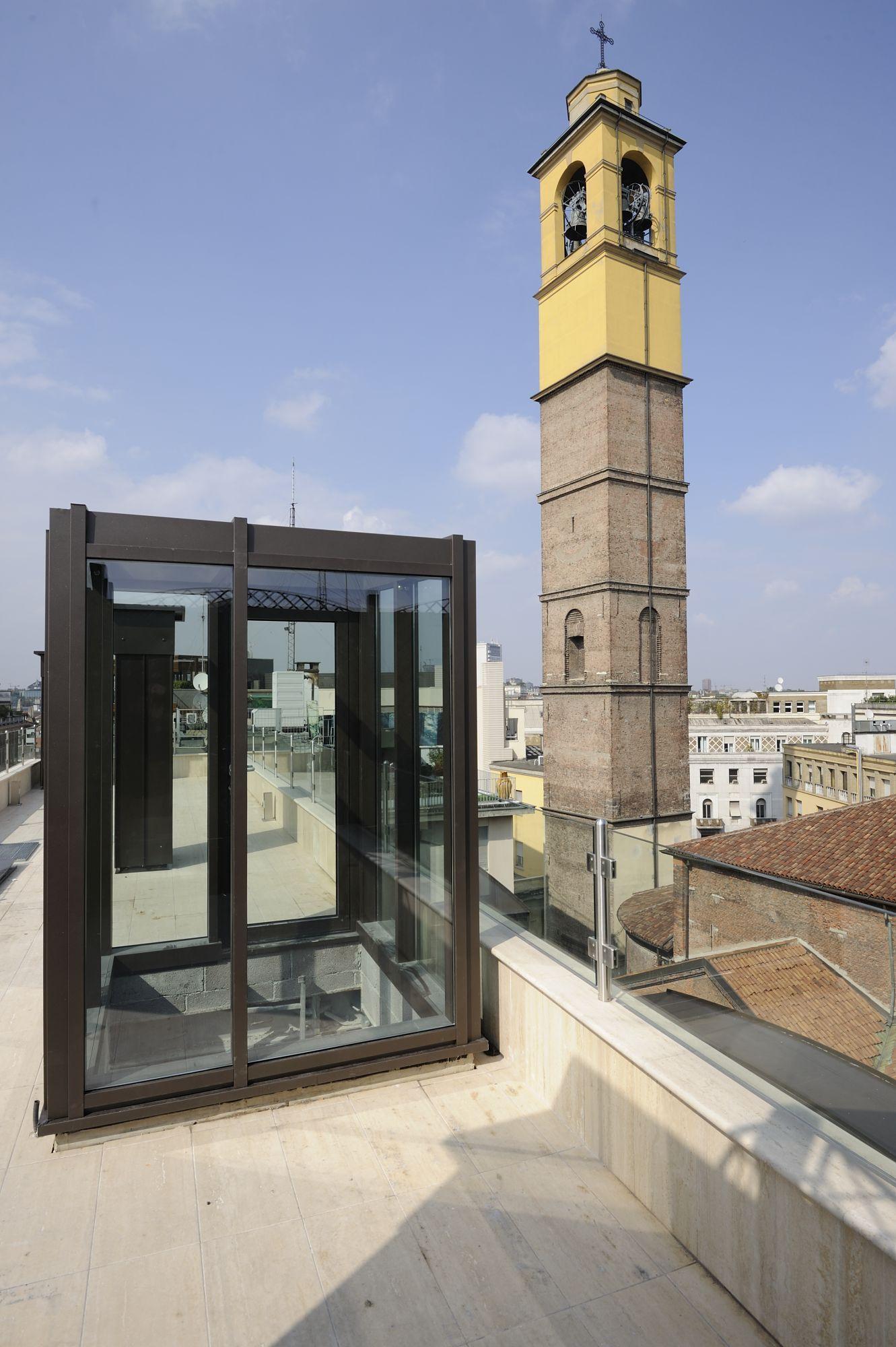 Residenziale Milano - Via San Pietro all'Orto - image 2