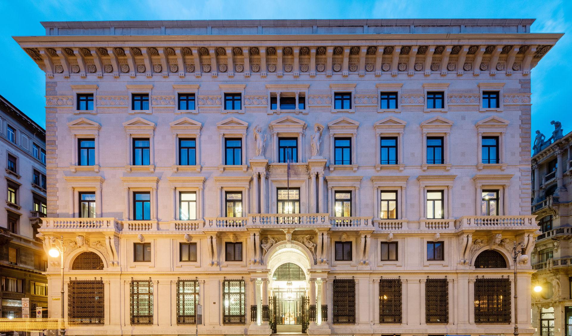 Palazzo ex Ras - Nuovo Hotel Hilton - image 1