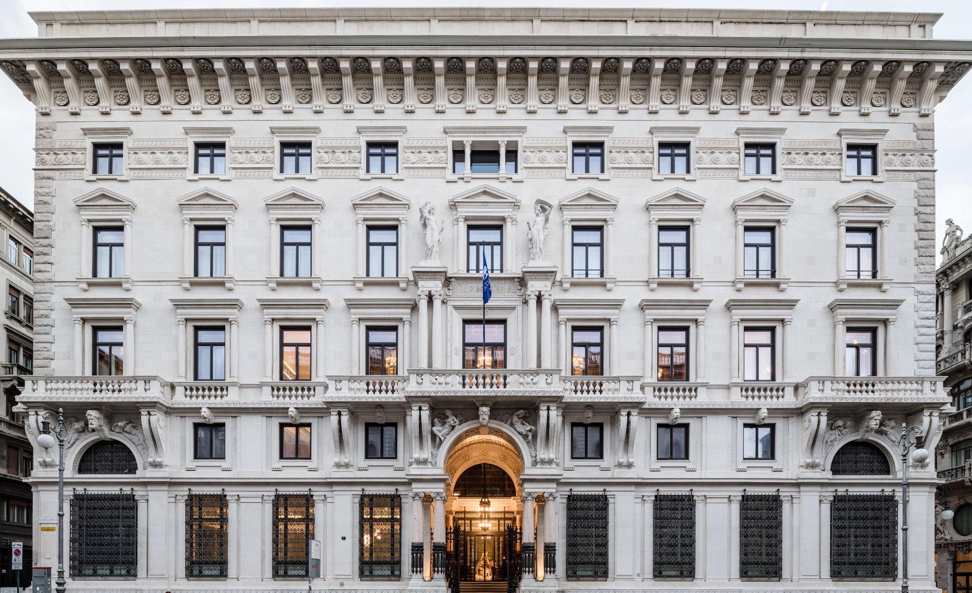 Palazzo ex Ras - Nuovo Hotel Hilton - image 3