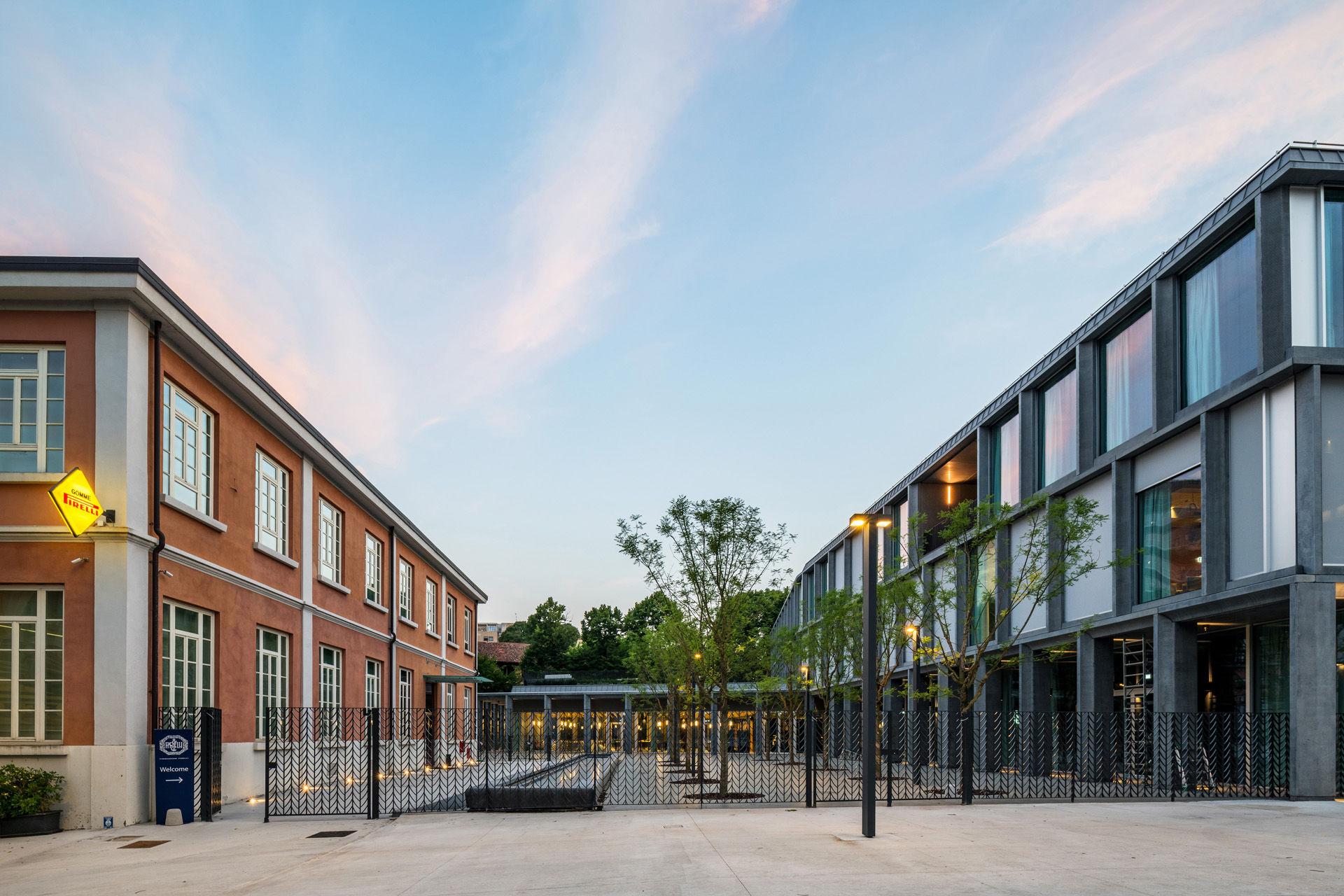 Nuovo edificio uffici Pirelli - image 1