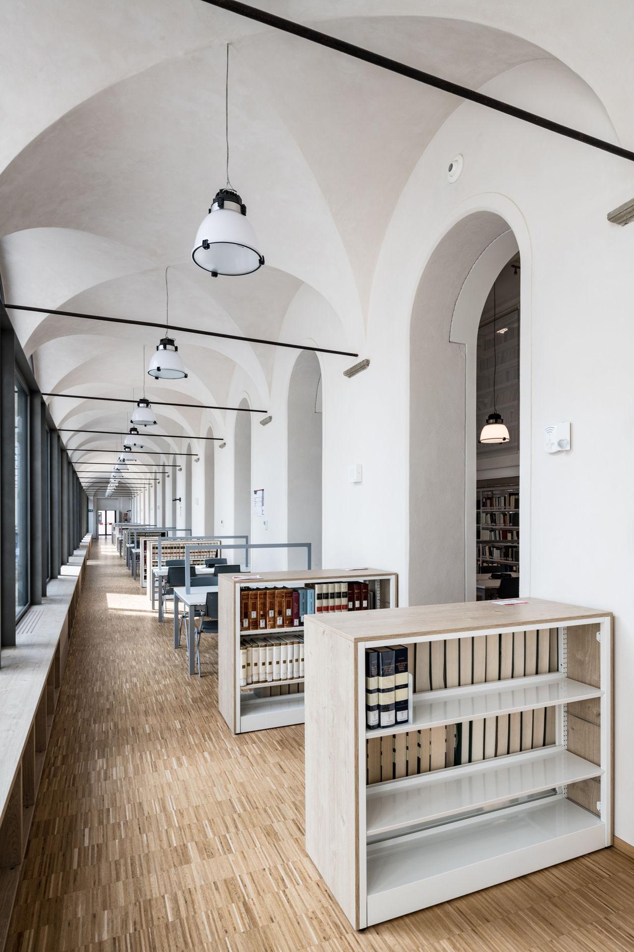 """Ristrutturazione del complesso """"Ex Ospedale Geriatrico"""" di Padova - image 6"""