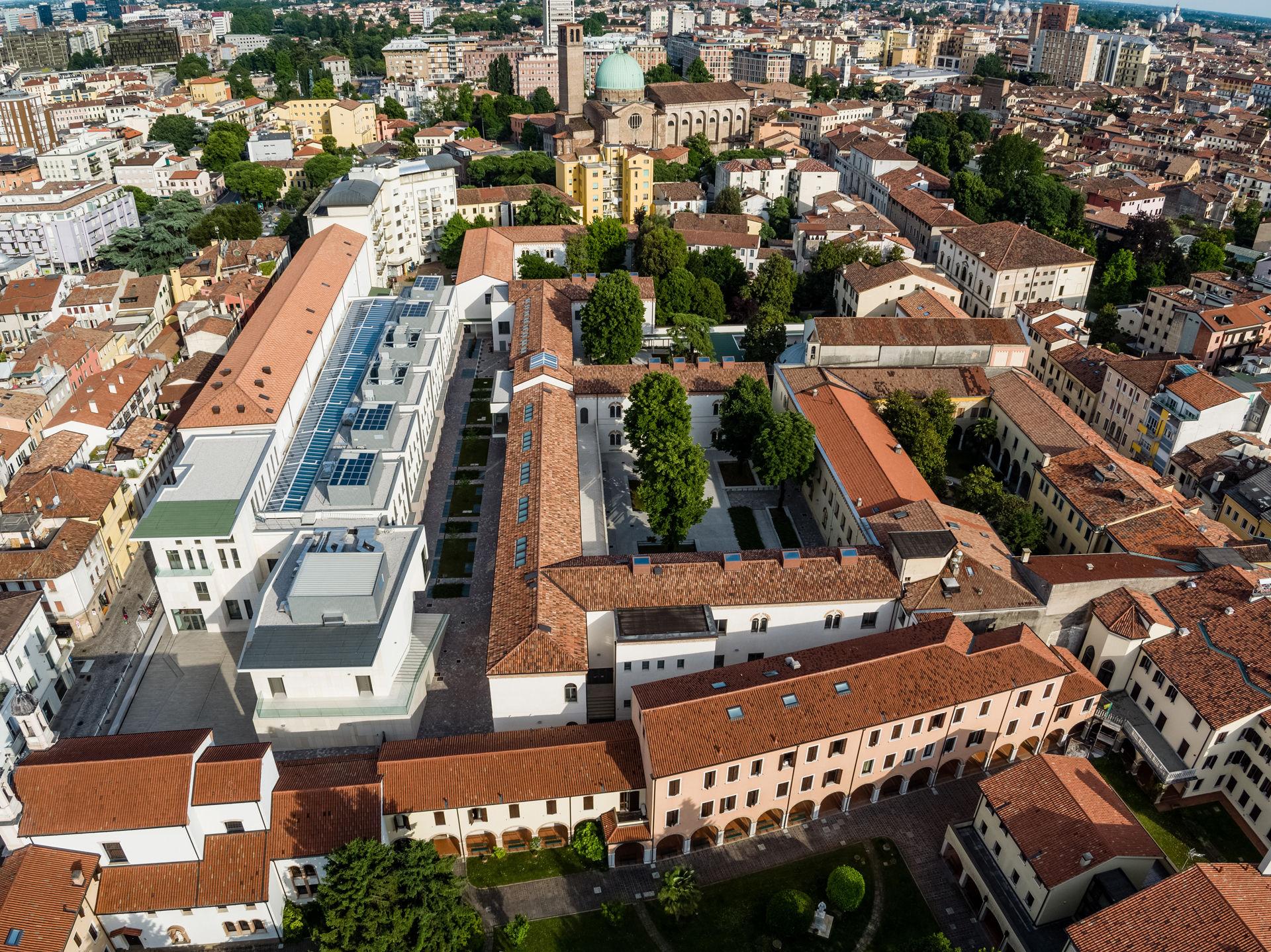 """Ristrutturazione del complesso """"Ex Ospedale Geriatrico"""" di Padova - image 11"""