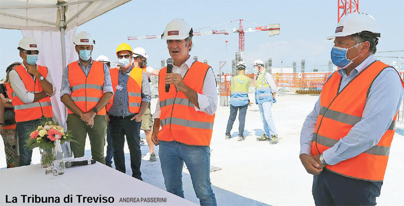 La Cittadella della Salute apre nel 2021 Nuove sale operatorie pronte in aprile