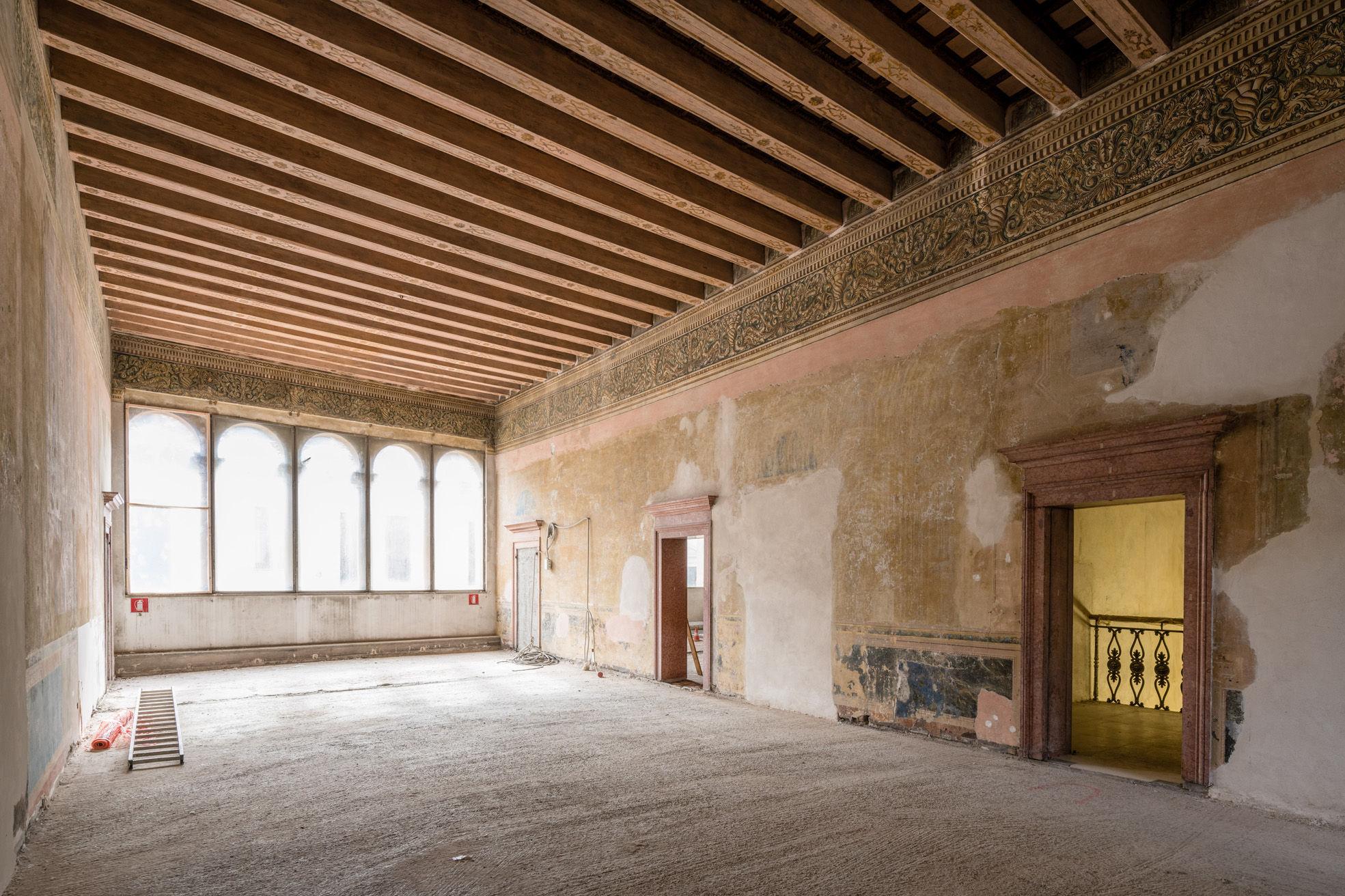 Restauro di Palazzo Roccabonella - image 1