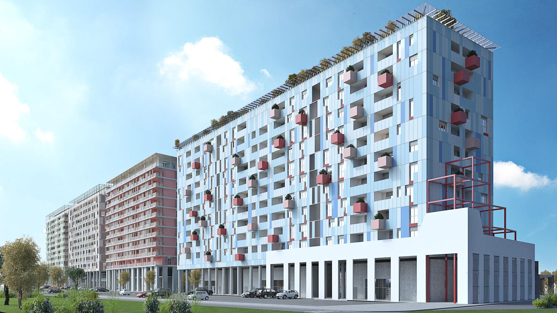 Nuovo edificio Pronda - image 2