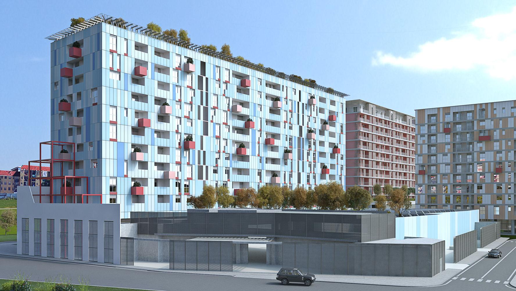 Nuovo edificio Pronda - image 1