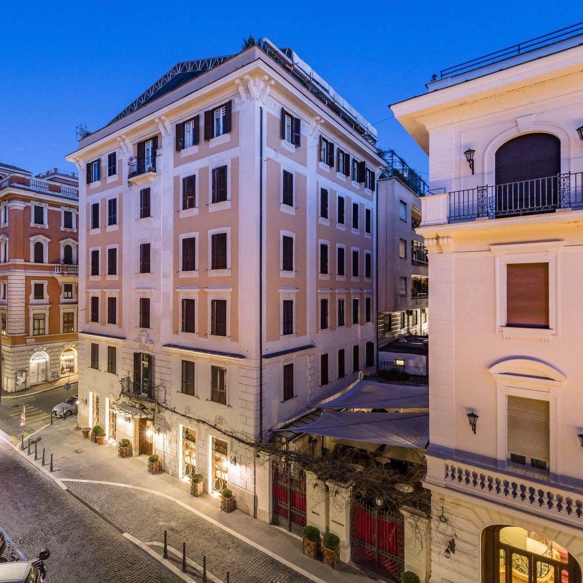 Ristrutturazione Hotel Locarno - image 1