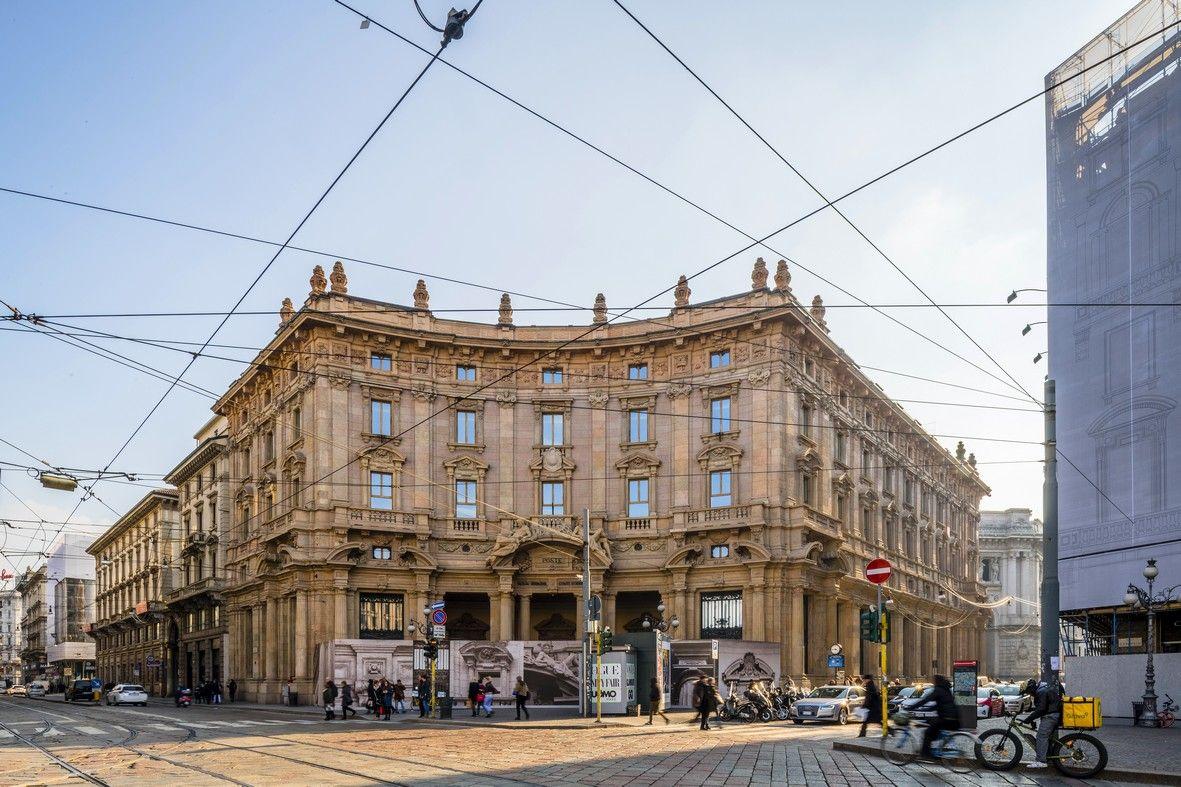 Ristrutturazione Palazzo Piazza Cordusio, 3 - image 1