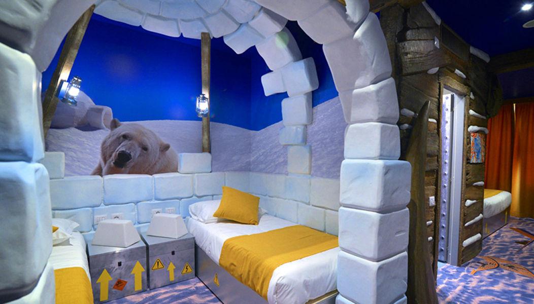 Nuovo Gardaland Adventure Hotel - image 6